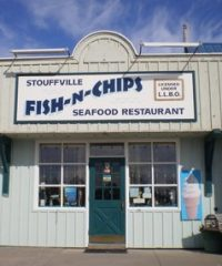 Stouffville Fish & Chips and Seafood Restaurant