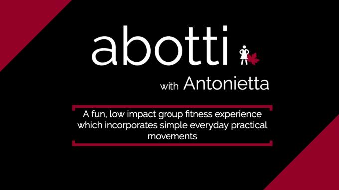 Abotti with Antonietta