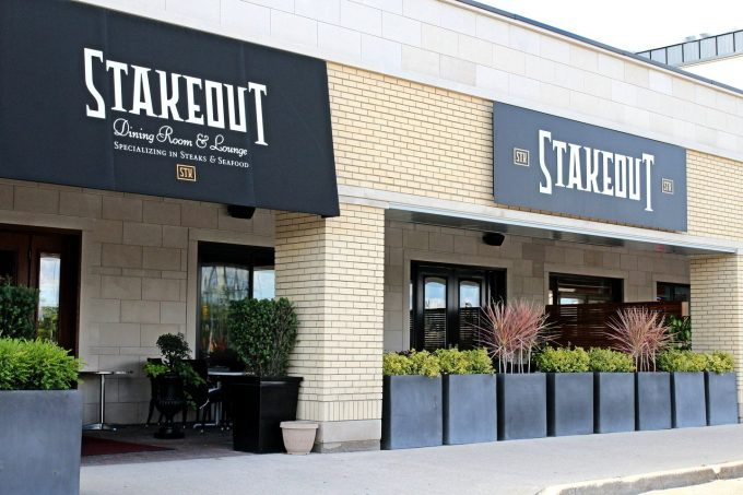 Stakeout Dining Room