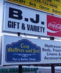 B J Gift & Variety