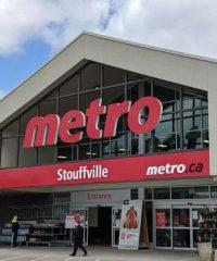 Metro Stouffville Grocery Store
