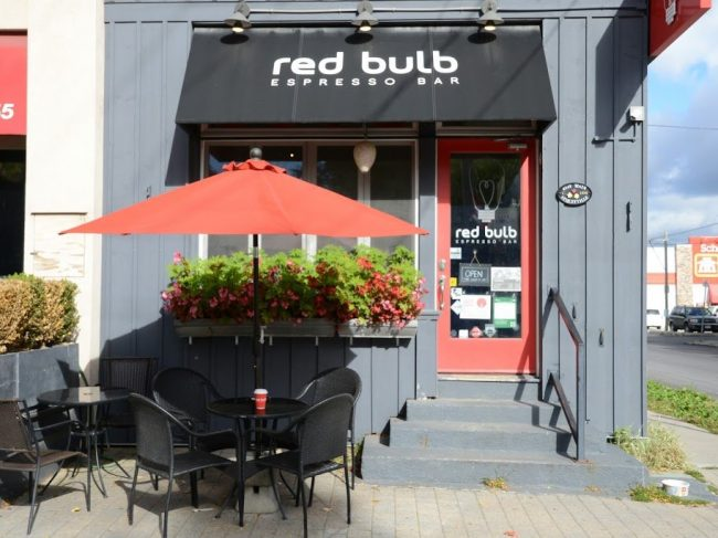 Red Bulb Espresso Bar