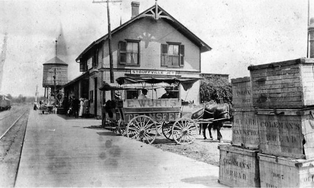 History of Stouffville